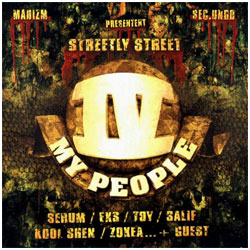 IV My People / Zoxea - IV My People Volume # 2